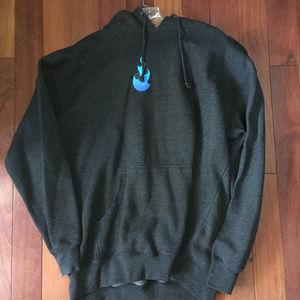Other - Stoked Flame Hoodie Sweatshirt XL
